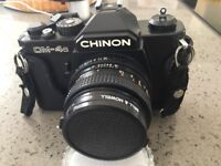 Chinon CE-4 35mm SLR Camera