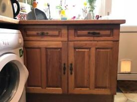 Fitted Kitchen used