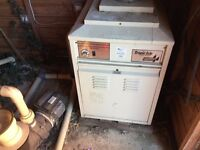 Swimming pool heater - Tropic Isle - C 180 (LPG) pool water heater