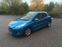 2011 61 Peugeot 207 1.4 Sportium New Cambelt/Clutch and service !!!