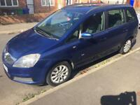 Vauxhall Zafira 2006 1.6 v Good Condition Low Mileage