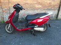 125 Honda Lead 2011