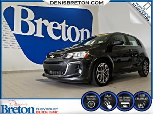 2017 CHEVROLET SONIC 5 GROUPE RS