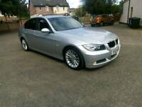2006 BMW 320d se full Mot, (BMW 525d 330d Audi A4 A6 Passat Saab)