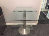 Computer Glass Table