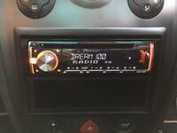 Car Stereo, CD, Radio - Pioneer DEH-X5600BT