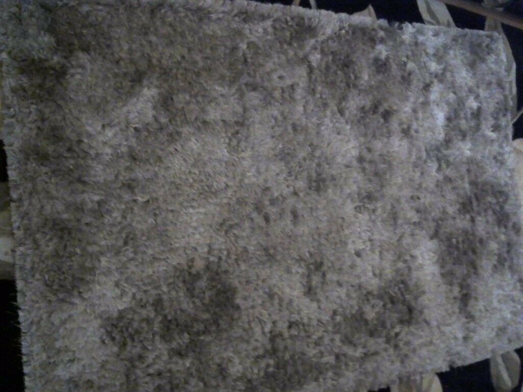 laura ashley rug silver/grey