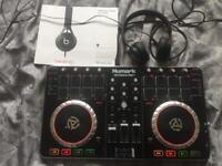 Numark pro 2 decks dr Dre beats headphones