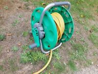 Garden hose and stand
