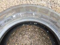 Trailer tyre