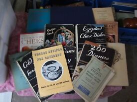 14 plus cookery books