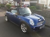 Mini Cooper DS Convertible - Automatic/Low Mileage