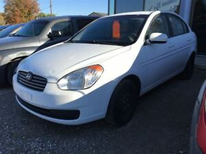2011 Hyundai Accent CALL 519 485 6050 CERTIFIED