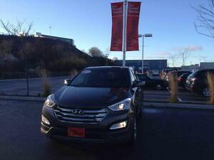2013 Hyundai Santa Fe SE..WINTER TIRES.. $182 BI-WEEKLY SE...WIN