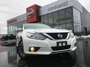 2017 Nissan Altima 2.5 SV BACKUP CAMERA, WARRANTY REMAINING!!