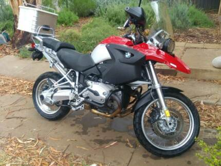 BMW R1200GS adventure touring dual sport luxury