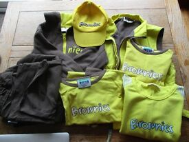 Brownie clothes