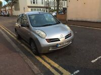 Nissan micra 1.0l new mot clutch   lady owner  aux and usb
