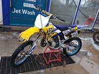 2007 Yz144 athena not a 125 for swapz for 4 stroke