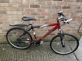 "18"" Medium Saracen Dirt Trax Mountain/Hybrid bike (Good condition)- Can deliver"
