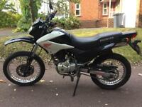 HONDA XR 125 L3 Black 2003