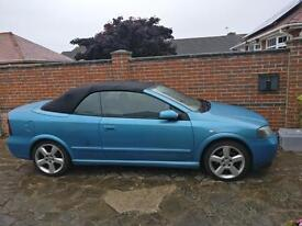 Vauxhall Astra Coupe Convertible 2.2 Breeze Blue Bertone