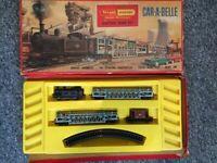 1960's Tri-ang Hornby Model Railway 'Car-a-Belle'
