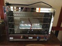 ACE pie warmer display machine (BRAND NEW)
