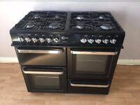 Flavel AP10FRKP 100cm Dual Fuel Range Cooker (Electric and Gas)