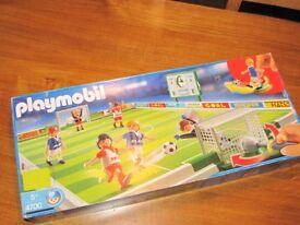 Playmobil Soccer Field