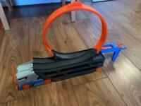 Hot wheels launcher transporter