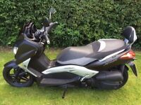 125 - SCOOTER - YAMAHA YP125R X MAX SPORTS EDITION SCOOTER