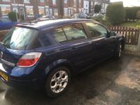 Vauxhall Astra 1.6 sxi.low mileage,excellent condition for age