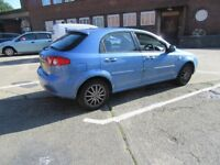 chevrolet lacetti 1.6 2006 only 77000miles