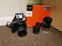 Sony A77 Camera Bundle