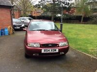 FORD FIESTA 1.25 ZETEC Si - 5 door