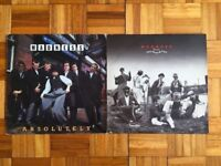 Madness - Absolutely and The Rise & Fall - 2 x Vinyl Record Pop Ska 2 Tone Music Album Collectors LP