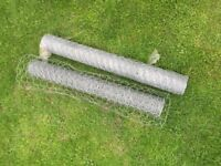 Garden wire netting