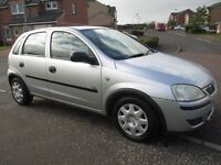 VAUXHALL CORSA 1.0 2004 (ONLY 70000 MILES) MOT JUNE 2017 LOW INS & TAX FIESTA CLIO KA 206 PUNTO POLO
