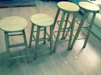 Four stool