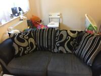 Brand new sofa in excellent condition !!