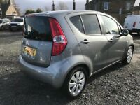 BEAUTIFUL 2009 SUZUKI SPLASH 1.2 MOT AUG 18 2 KEYS