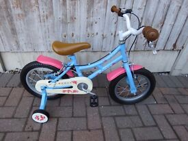 "GIRLS 14"" BIKE, DAWES LIL DUCHESS, EX SHOP DISPLAY BIKE, GREAT CONDITION, FULLY WORKING"