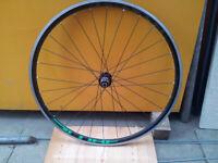 road/hybrid 700c rear wheel alexrims RA 8.0
