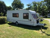Bailey Pageant Moselle Caravan