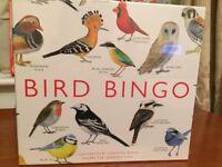 Bird Bingo Fun And Educational Kids and Adults Game