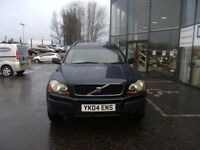2004 04 VOLVO XC90 2.4 D5 SE 5D AUTO 161 BHP **** GUARANTEED FINANCE **** PART EX WELCOME ****