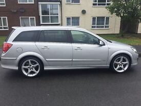 Vauxhall Astra 1.9 cdti 150 sri xpack estate