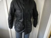 BARBOUR Men's Barbour Carbon Earle Jacket size small