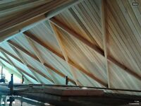 Joinery ceilings & partition & fit out work